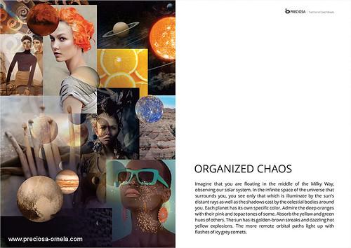 PRECIOSA Traditional Czech Beads - Trends SS 2017 - Organized Chaos