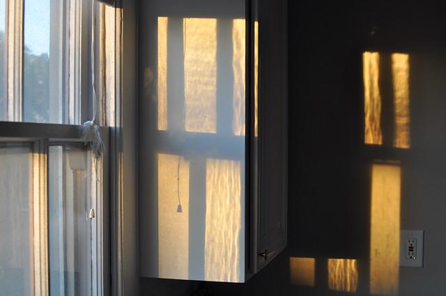 Summer Sun in Kitchen 3