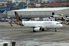 Airbus A320 VT-TTB