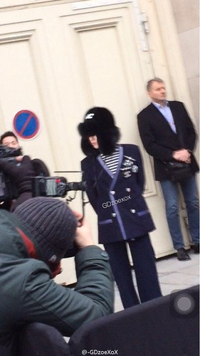 G-Dragon Chanel Haute Coutoure at Grand Palais Paris 2016-01-26 cr on pic (20)