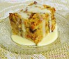 Stollen Bread Pudding