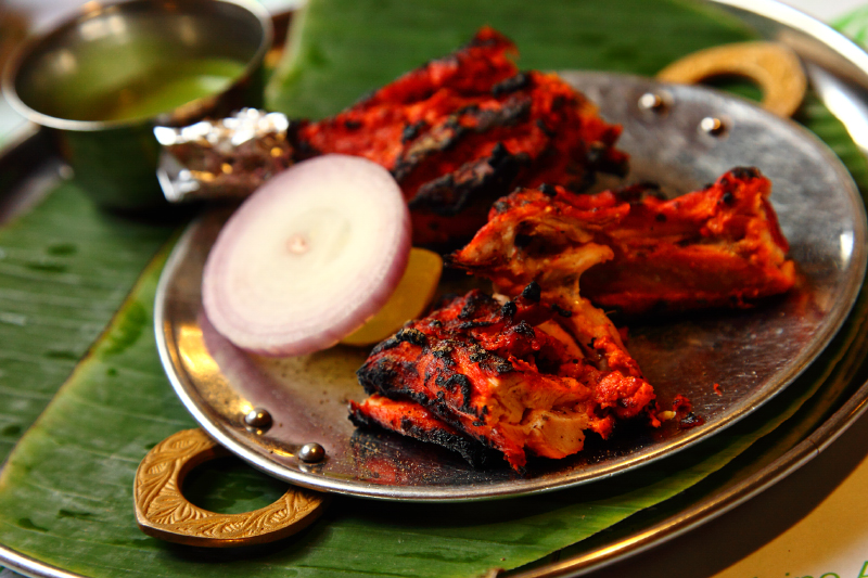 Tandoori-Chicken
