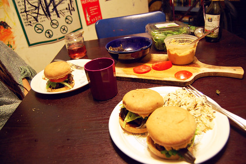 Beet Burger Dinner (April 9 2014) (3)