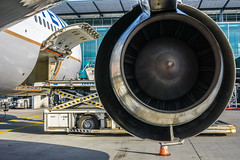aerospace engineering, aviation, airliner, airplane, wheel, vehicle, transport, jet engine, infrastructure, jet aircraft, aircraft engine,