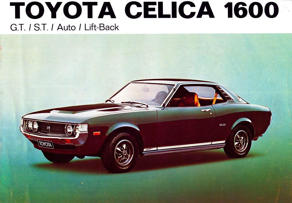 Toyota Celica Lt 1977 >> celicacity's most interesting Flickr photos | Picssr