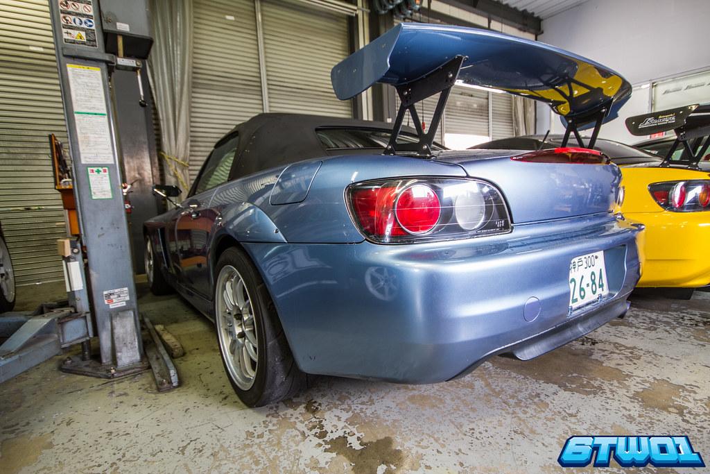 rear blue