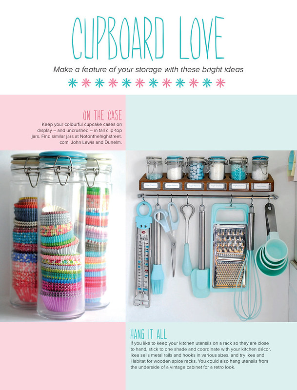 Prima Makes - Cupboard Love