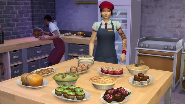 The Sims 4 Get to Work- Official Retail Gameplay Trailer 1425