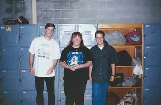 Gary, Rosie & I