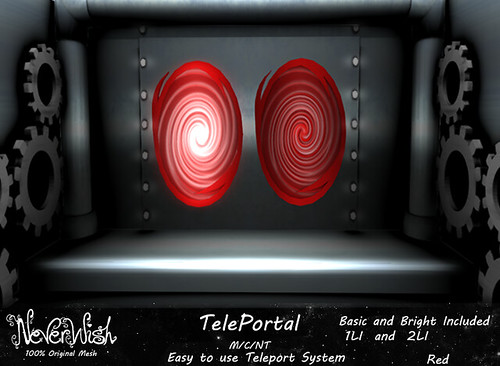*NW* Red TelePortal