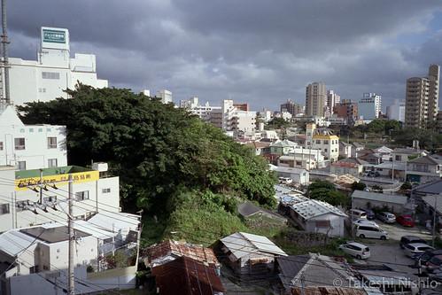 美栄橋駅からの眺め / view from Miebashi station