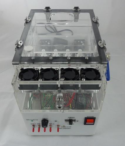 八噴頭霧化器 (快接空壓機版)