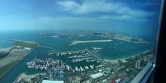 The Palm Jumeirah panorama