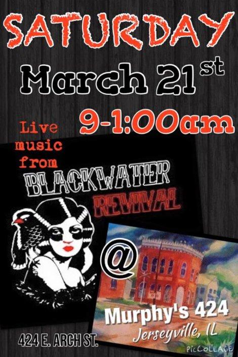Blackwater Revival 3-21-15