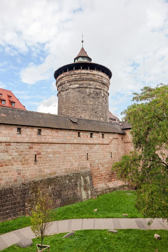 Nürnberg city wall
