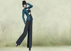 Snowpaws - Balmar Block Blouse and Pants
