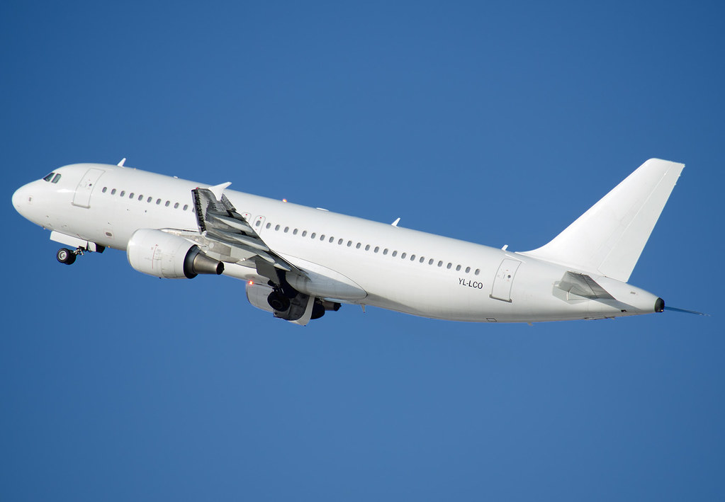 YL-LCO - A320 - Not Available