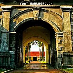 Benteng Marlborough, #Bengkulu.
