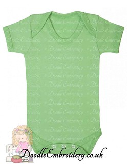 Body Suit - Lime Green copy