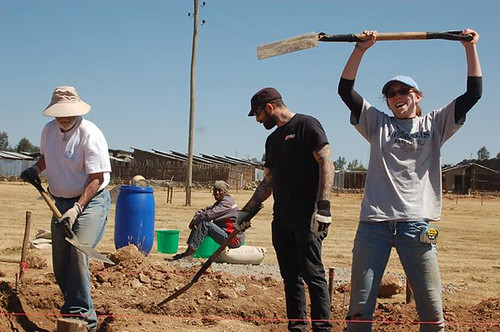 USDA Blog » From Soils to Suitcase, Oregon Geologist Travels the World to Help Those in Need