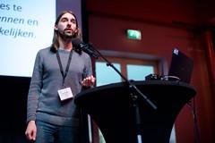 Maarten Brinkerink (Beeld en Geluid) bij de Week van het Digitaal Erfgoed