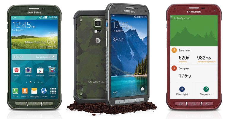 Specificatii Galaxy S6 Active