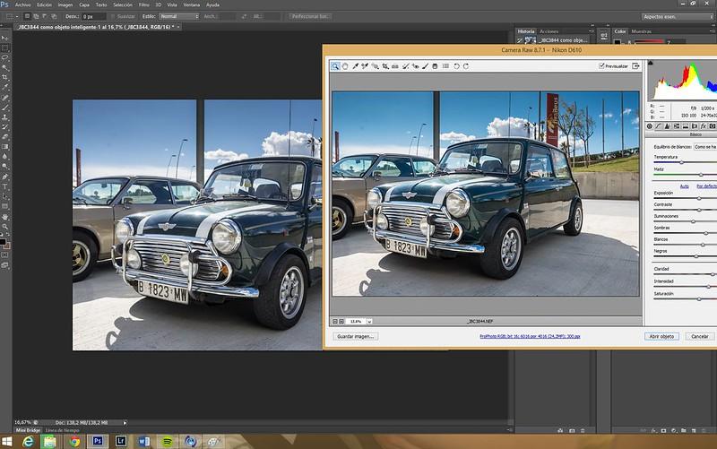 how to open camera raw in photoshop cs6
