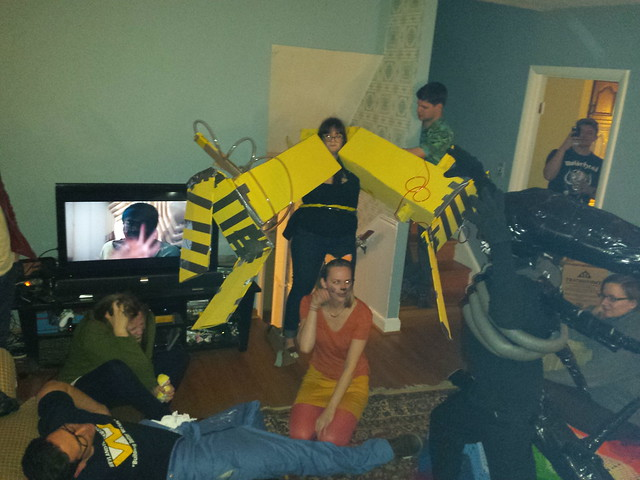 Power loader Vs Alien