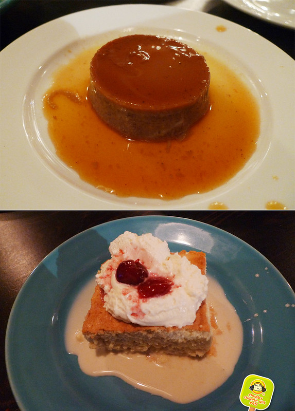 el original - NYC tex mex - dessert