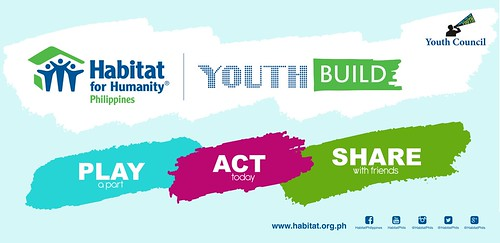 "Habitat for Humanity's annual ""Habitat Youth Build."" : Thousands of Youth Culminate to Build a Better Philippines This March 21"