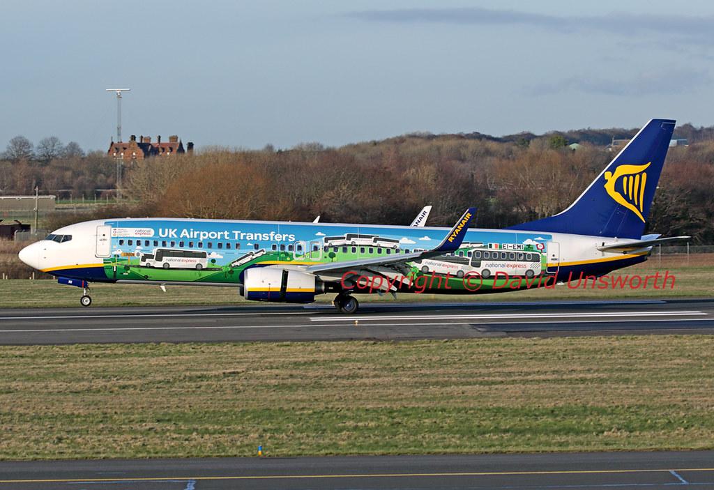 EI-EMI - B738 - Ryanair