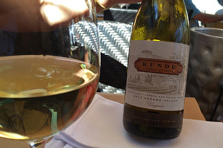 The Girl and the Fig - Kunde 2013 Viognier Sonoma Valley
