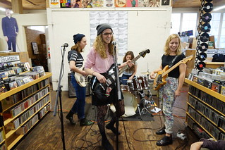 Chastity Belt at Everyday Music