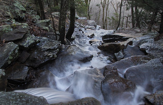 Mt Nebo Waterfall 1 (5916ba)