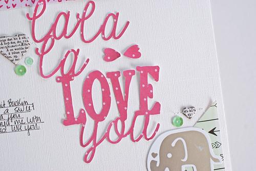 La La Love You 3