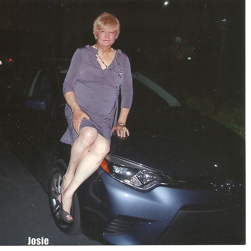 0 Josie @ Shannons Augusta Ga 03262015-10 size 10 - 3.5 inch heel open