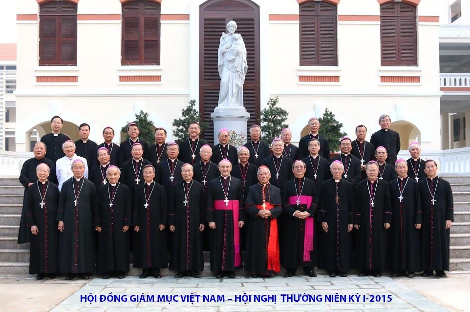 Hội Đồng Giám Mục Việt Nam: Hội Nghị Thường Niên Kỳ I - 2015