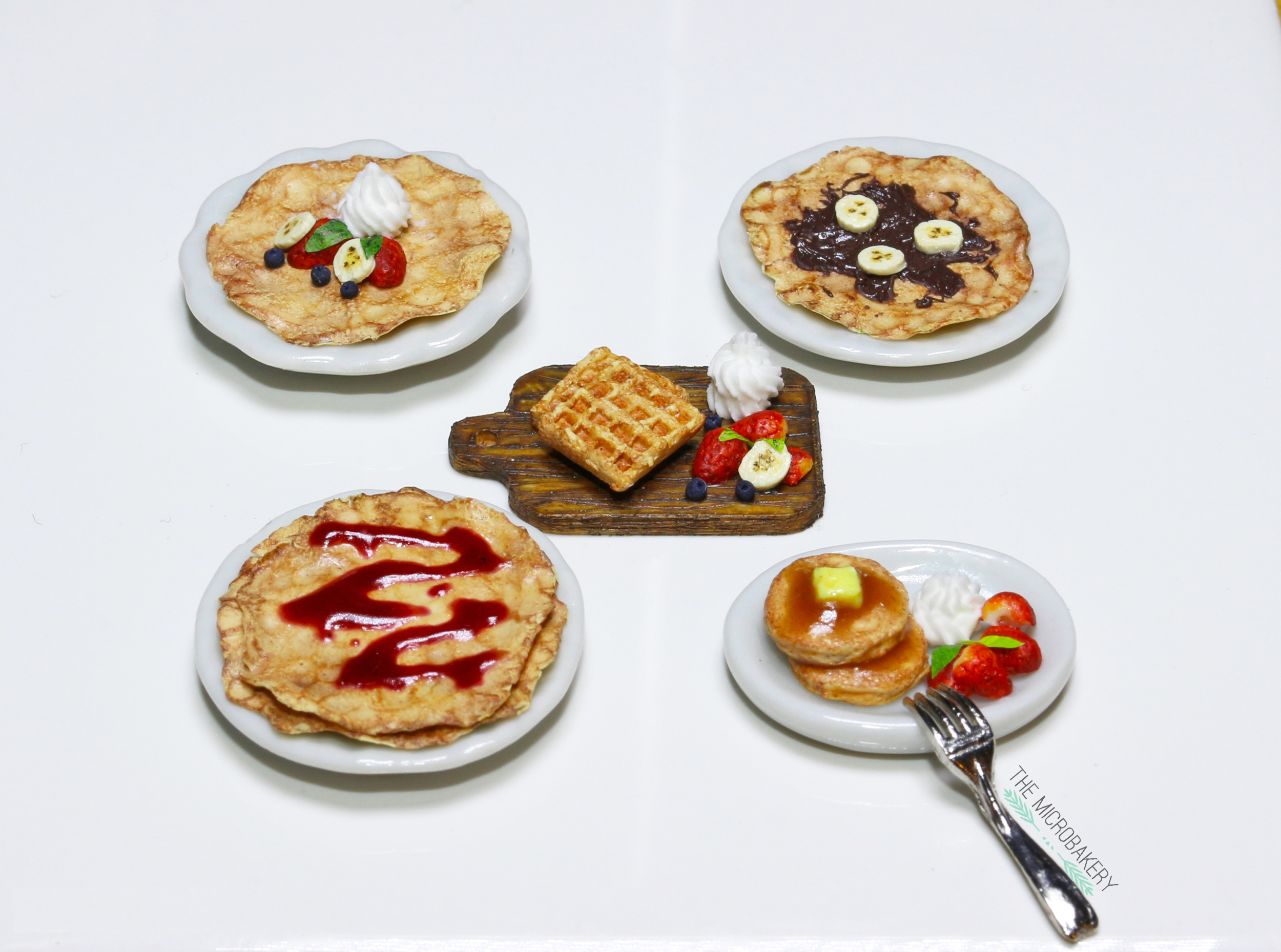 Crepes, Pancakes, and Waffles by The Microbakery 3