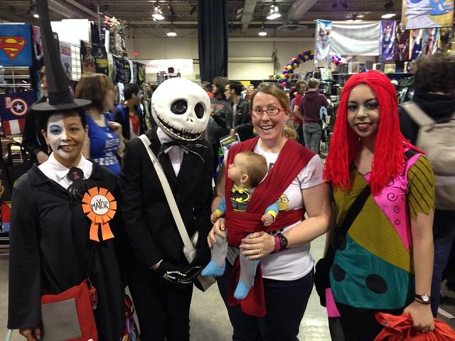 Calgary Comic Expo 2015