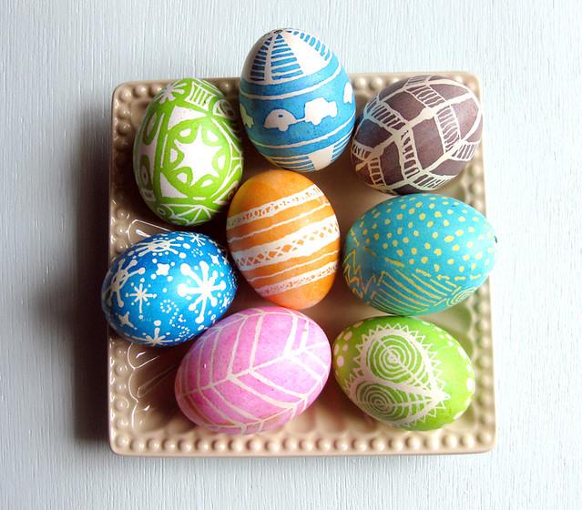 Vitamini Handmade Diy Pysanky Easter Eggs