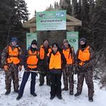 2013 - zec des Passes - initiation chasse et piégeage 01