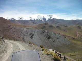 Ruta 40, Nevado del Acay