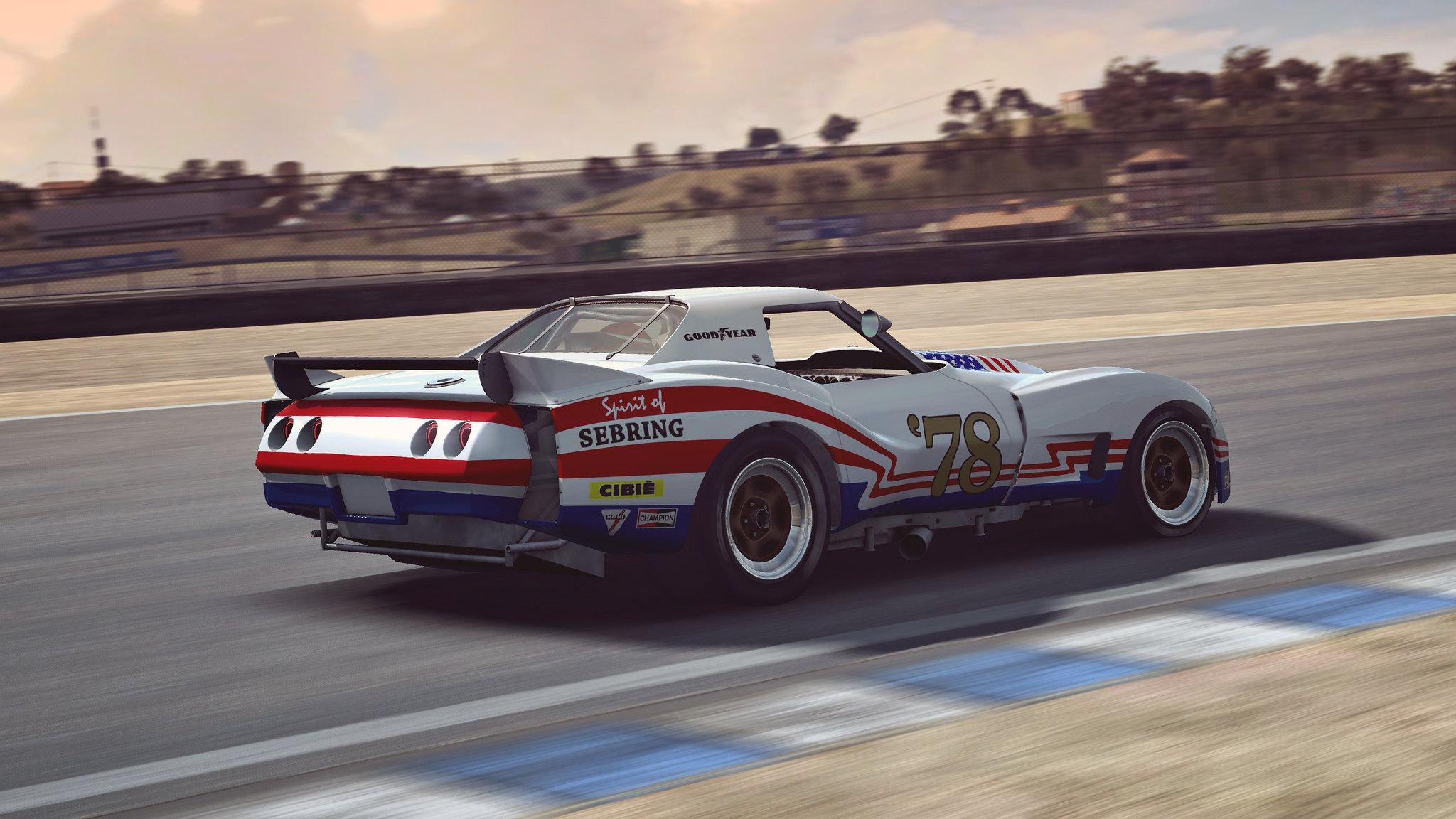 Laguna Seca Raceway >> bsimracing