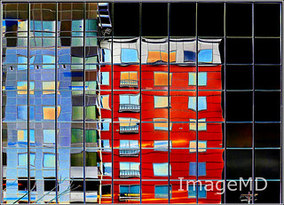 Square Reflections