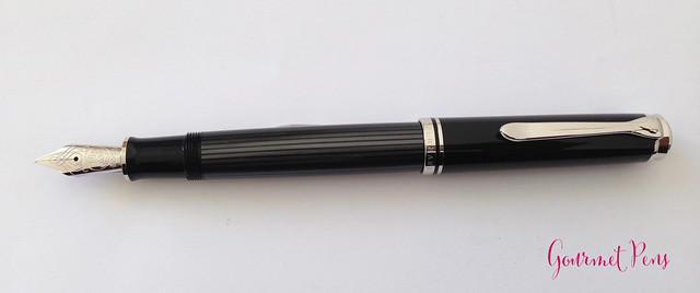 Review Pelikan Souverän M805 Stresemann Fountain Pen @AppelboomLaren (7)