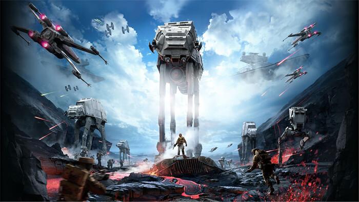É revelada a data de lançamento de Star Wars Battlefront!