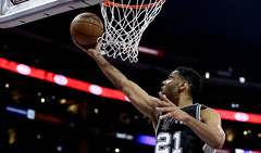 San Antonio Spurs Beat the Los Angeles Clippers 111-107