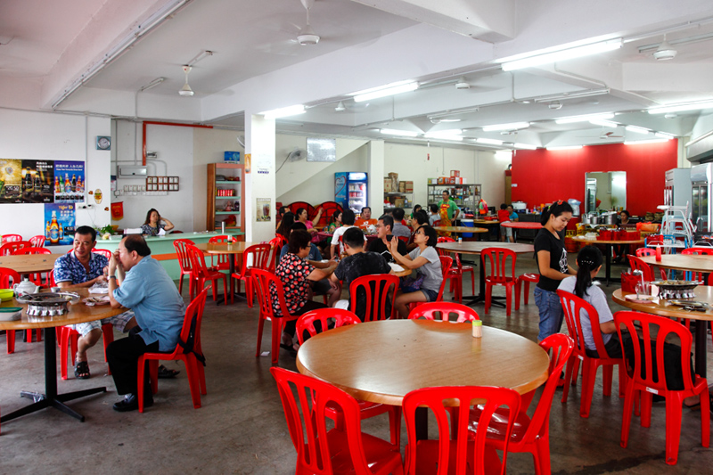 Cheras Fish Head Restaurant