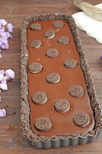 Tarta chocolate galletas oreo www.cocinandoentreolivos.com (9)