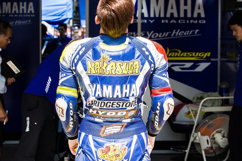 全日本ロードレース選手権 #ヤマハバイク